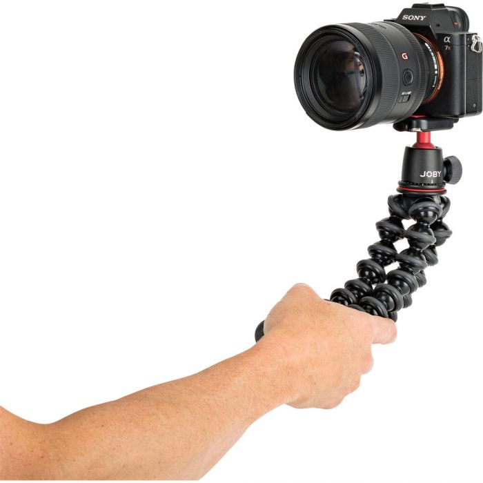 Joby GorillaPod 3K Flexible Mini Tripod With Ball Head Kit  Cameratek