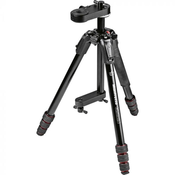 Manfrotto VR Aluminum 4-Section Tripod - Cameratek