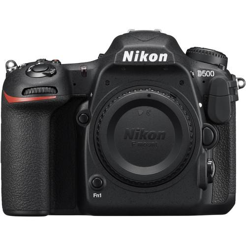 Nikon D500 DSLR Camera (Body Only)  Cameratek