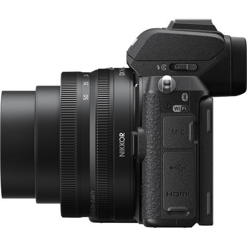 Nikon Z 50 Mirrorless Digital Camera with 16-50mm Lens - Cameratek