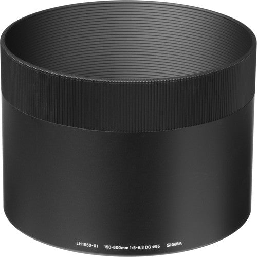 Sigma Lens Hood for 150-600mm f/5-6.3 DG OS HSM Contemporary Lens (LH1050-01)  Cameratek
