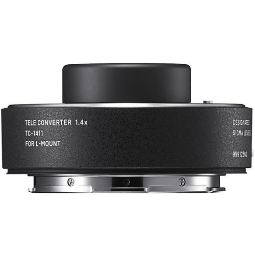 Sigma TC-1411 1.4x Teleconverter for Leica L - Cameratek