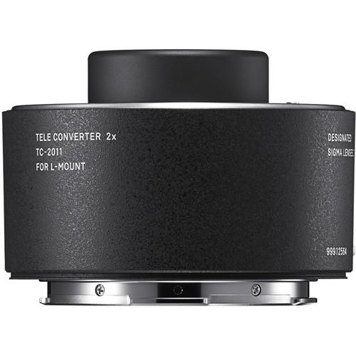 Sigma TC-2011 2x Teleconverter for Leica L - Cameratek