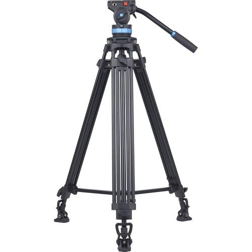 Sirui SH25 Aluminum Video Tripod with Fluid Head - Cameratek