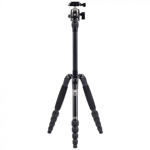 Sirui T-005SK Aluminium Tripod with B-00K Ball Head - Cameratek