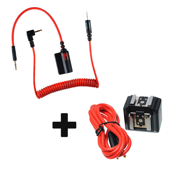 TRIGGERTRAP MD3-E3 Mobile Dongle + Flash Adaptor  Cameratek