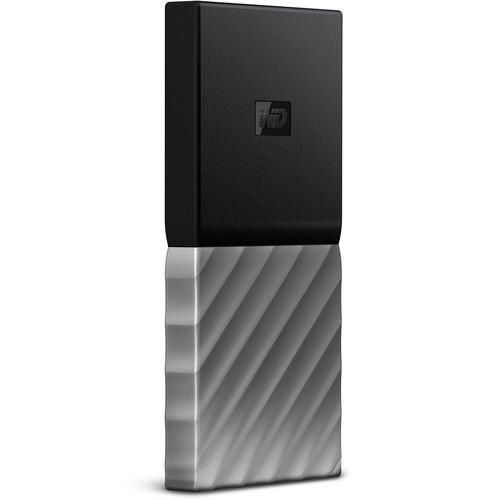 WD 1TB My Passport USB 3.1 Type-C External Solid State Drive  Cameratek