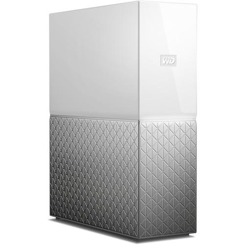 WD My Cloud Home 6TB 1-Bay Personal Cloud NAS Server (1 x 6TB)  Cameratek