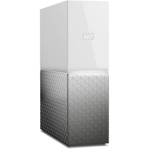 WD My Cloud Home 8TB 1-Bay Personal Cloud NAS Server (1 x 8TB)  Cameratek