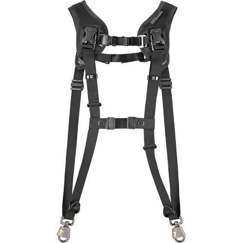 BlackRapid Double Slim Breathe Strap-Cameratek