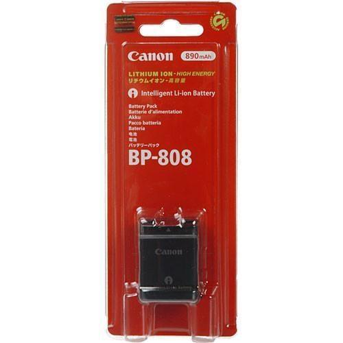 Canon Battery BP-808  Cameratek