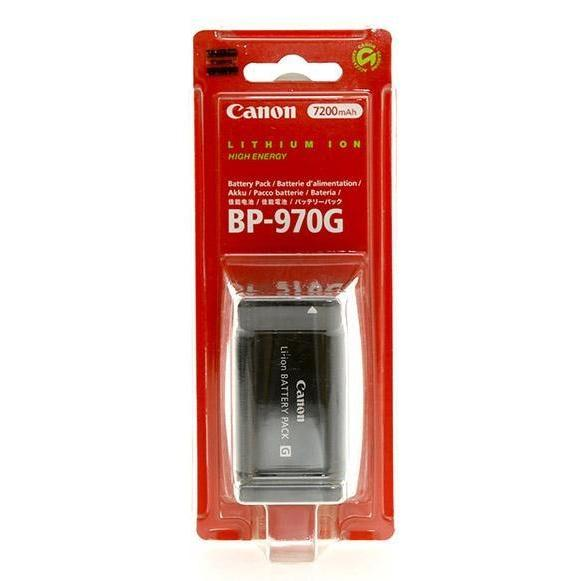Canon Battery BP-970 G-Cameratek