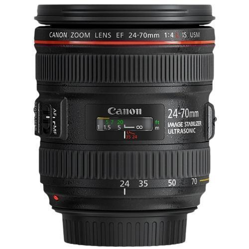 Canon EF 24-70mm f/4 L IS USM Lens-Cameratek