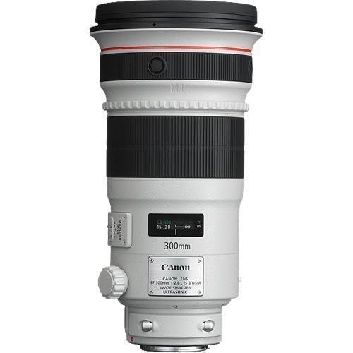 Canon EF 300mm f/2.8L IS II USM Lens-Cameratek