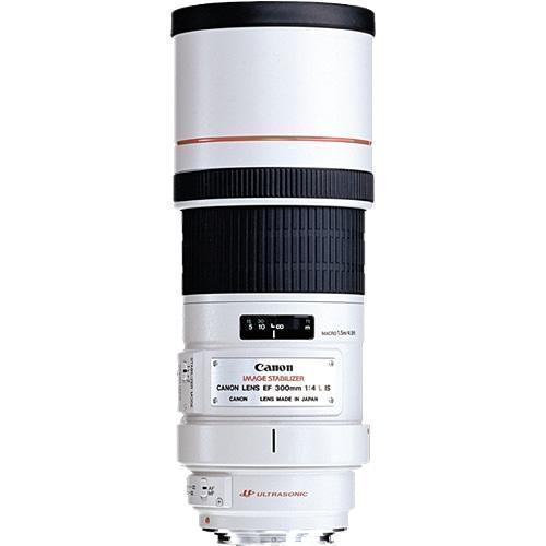 Canon EF 300mm f/4 L IS USM Lens-Cameratek
