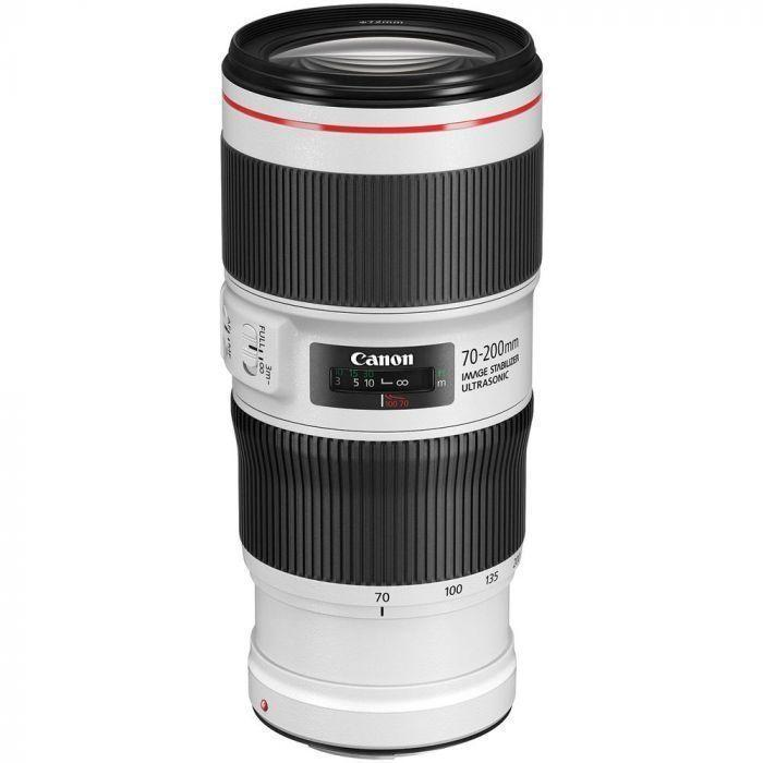Canon EF 70-200mm f/4L IS II USM Lens  Cameratek