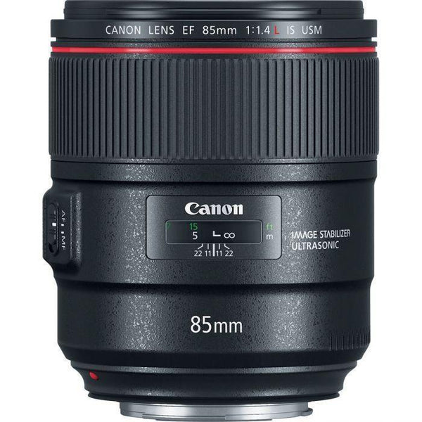 Canon EF 85mm f/1.4L IS USM Lens-Cameratek