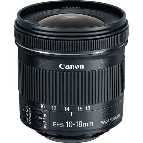 Canon EF-S 10-18mm f4.5-5.6 IS STM-Cameratek