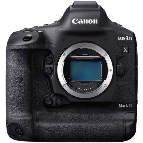 Canon EOS-1D X Mark III DSLR Camera Body with CFexpress Card and Reader Bundle Pre-Order-Cameratek
