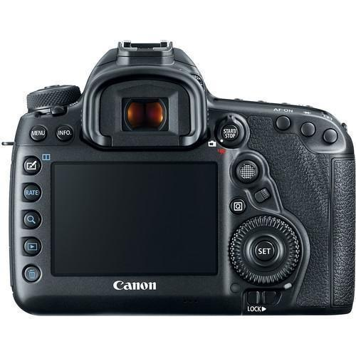 Canon EOS 5D Mark IV DSLR Camera with 24-105mm f/4L II Lens  Cameratek