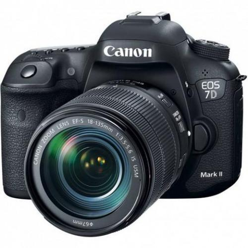 Canon EOS 7D Mark II + 18-135mm f/3.5-5.6 IS USM Lens-Cameratek