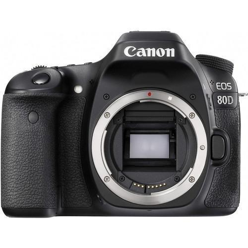 Canon EOS 80D Body Only Kit-Cameratek
