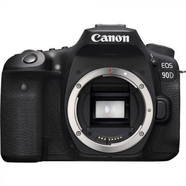 Canon EOS 90D DSLR Camera Body  Cameratek