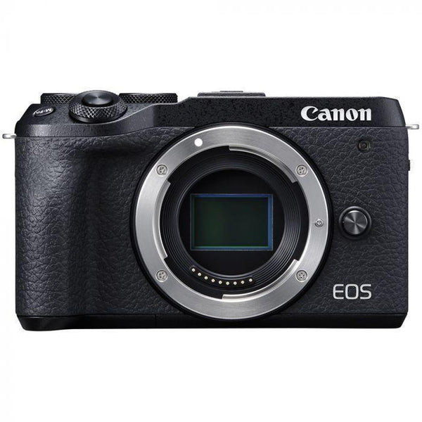 Canon EOS M6 Mark II Mirrorless Digital Camera-Cameratek