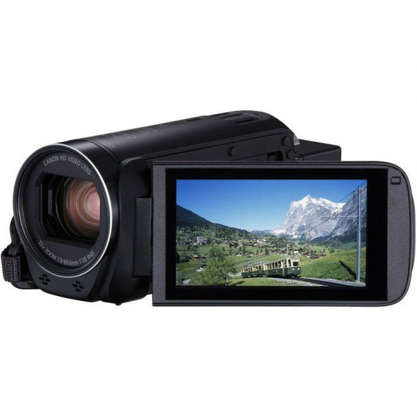 Canon Legria HF-R86 Camcorder (PAL)-Cameratek