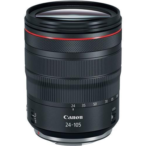 Canon RF 24-105mm f/4L IS USM Zoom Lens-Cameratek