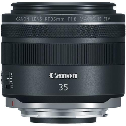 Canon RF 35mm f/1.8 Macro IS STM Prime Lens-Cameratek