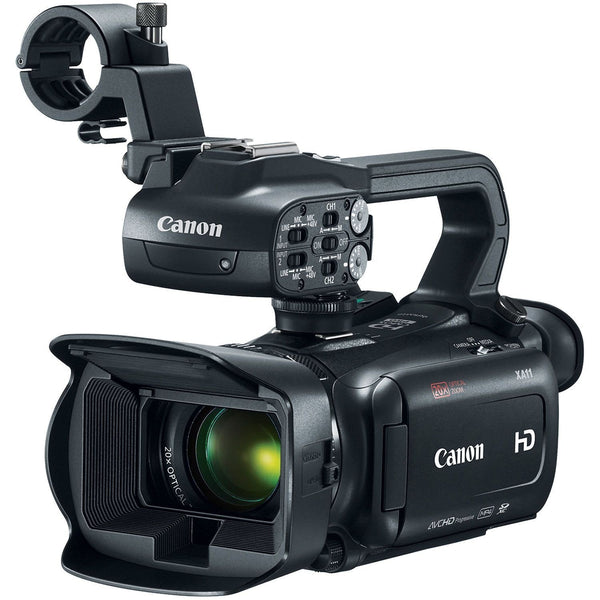 Canon XA-11 Compact Full HD Video Camera-Cameratek