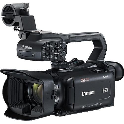 Canon XA15 Full HD Camcorder-Cameratek