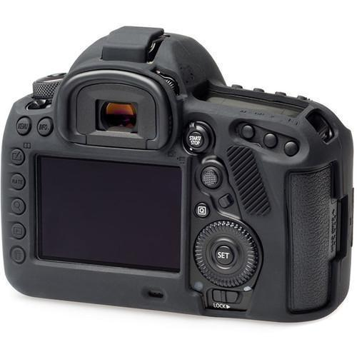 Easycover Silicon Case for Canon EOS 5DMKIV (Black)-Cameratek