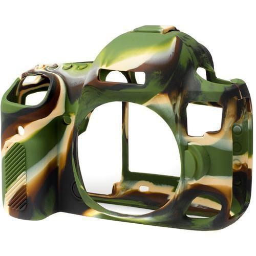 Easycover Silicon Case for Canon EOS 5DMKIV (Camo)-Cameratek