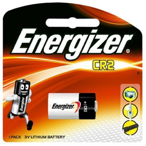 Energizer 3V Photo Lithium CR2 Card 1 Battery  Cameratek