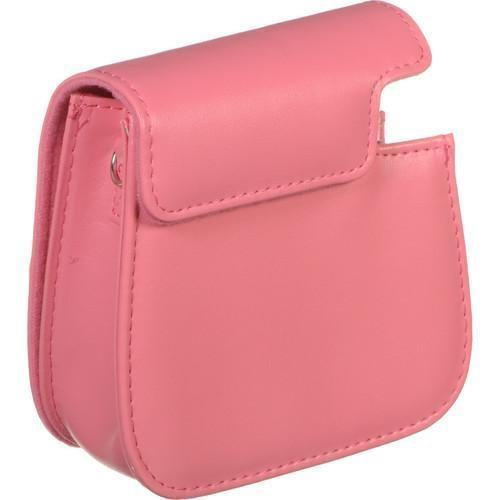 FUJIFILM Groovy Camera Case for INSTAX Mini 9 Flamingo Pink-Cameratek