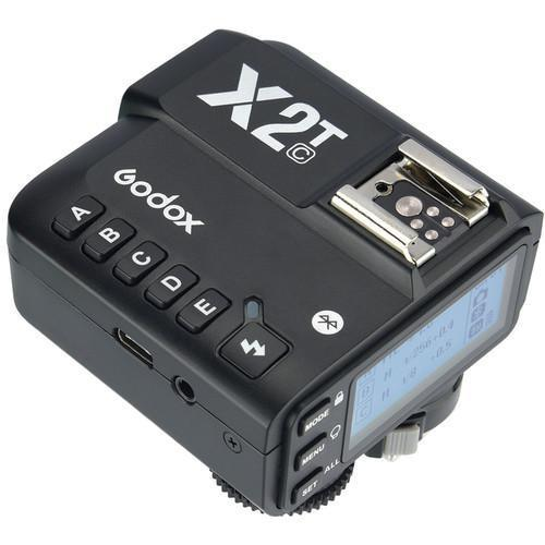 Godox X2T-C TTL Wireless Flash Trigger Transmitter for Canon-Cameratek
