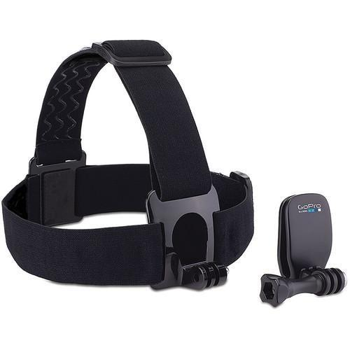 GoPro Head Strap with QuickClip-Cameratek