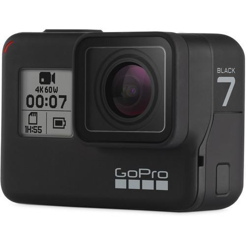 GoPro HERO7 Black Action Camera  Cameratek