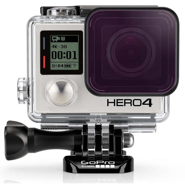 Gopro Magenta Dive Filter for Standard Housing for Hero 3+ , 4-Cameratek