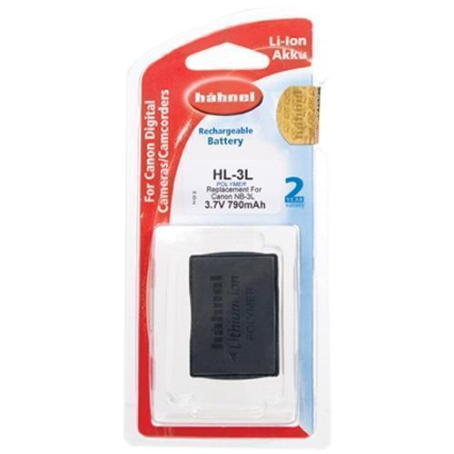 Hahnel HL-3L Lithium Ion Battery for Canon (NB-3L)-Cameratek