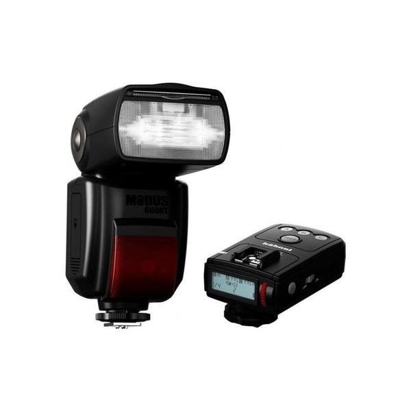 Hahnel Modus 600RT Speedlight MK II Wireless Kit for Canon  Cameratek