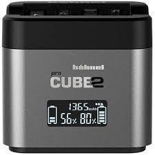 Hahnel ProCube 2 DSLR Charger for Canon-Cameratek