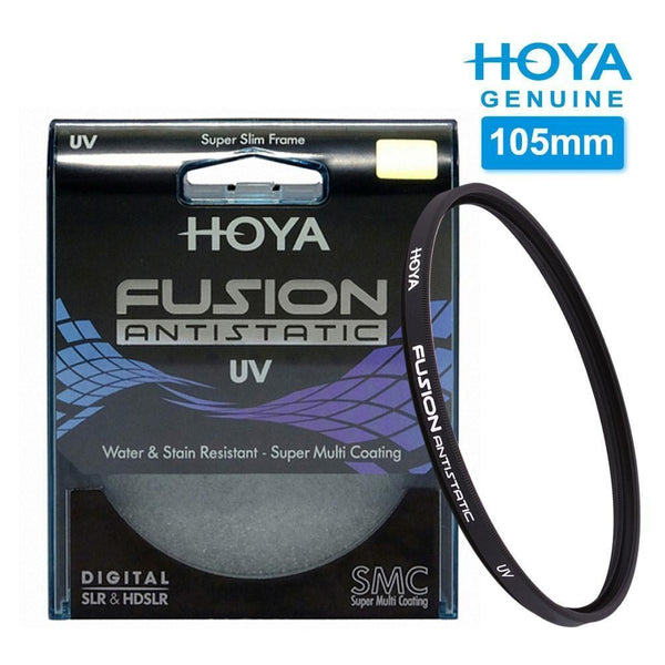 Hoya 105mm UV-Fusion Antistatic-Cameratek