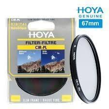 Hoya 67mm CPL Slim Filter-Cameratek