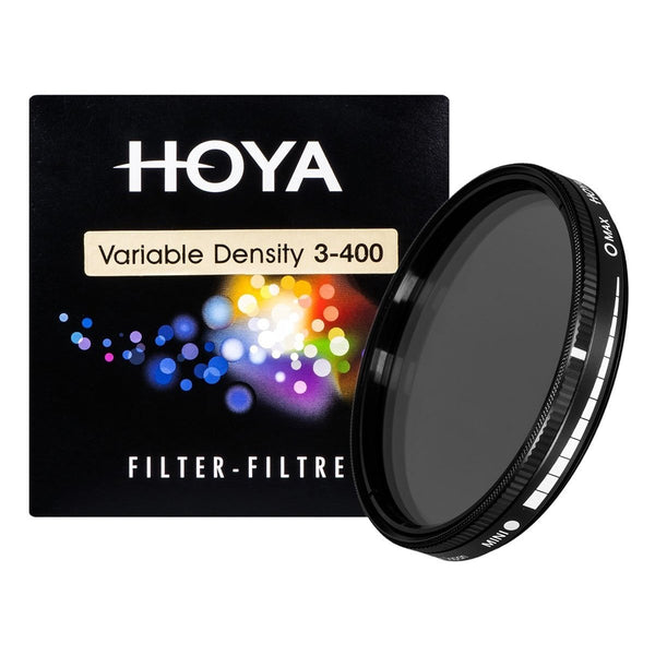 HOYA 77mm Variable Density 3-400 Filter-Cameratek