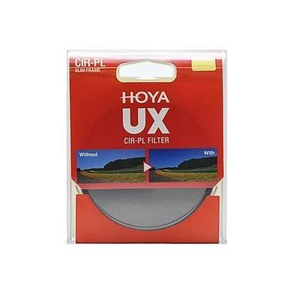 Hoya UX Cir-PL Filter 58mm-Cameratek