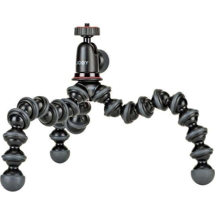 Joby GorillaPod 1K Flexible Mini Tripod With Ball Head Kit  Cameratek