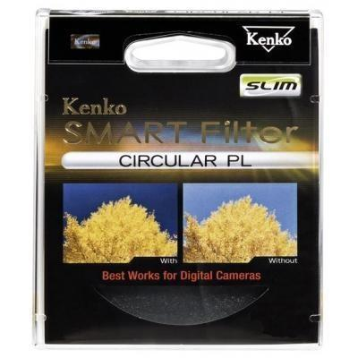 Kenko 62mm Smart CPL Filter-Cameratek